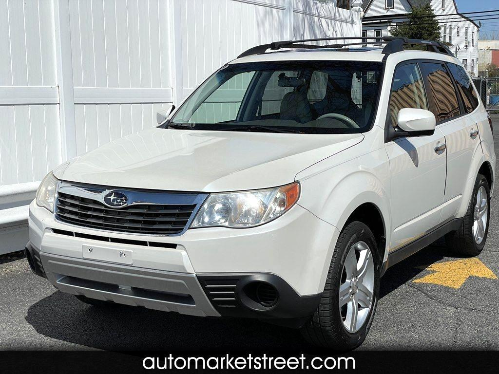 Used Subaru Forester Paterson Nj