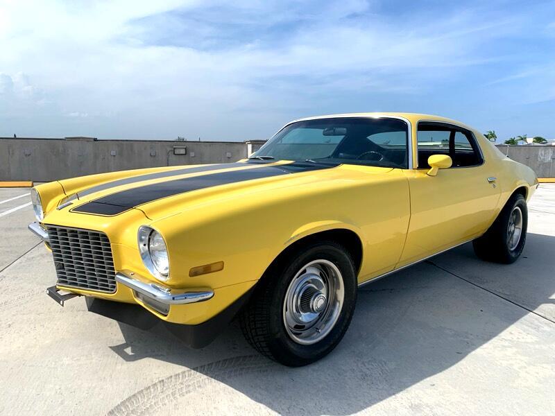 1970 Chevrolet Camaro 2dr Cpe