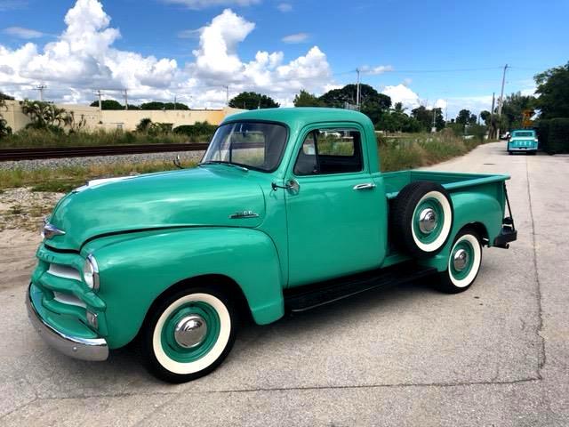 1954 Chevrolet 3100 2 dr truck