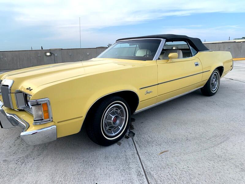 1973 Mercury Cougar 2dr Cpe XR7