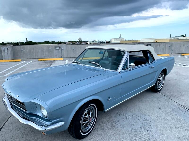 1966 Ford Mustang 2dr Conv