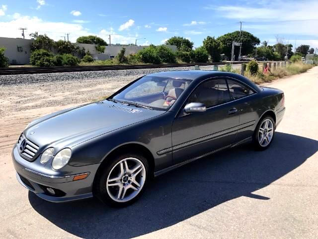2006 Mercedes-Benz CL-Class CL500