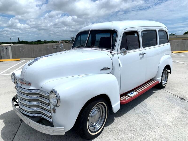 1952 Chevrolet Suburban 1500