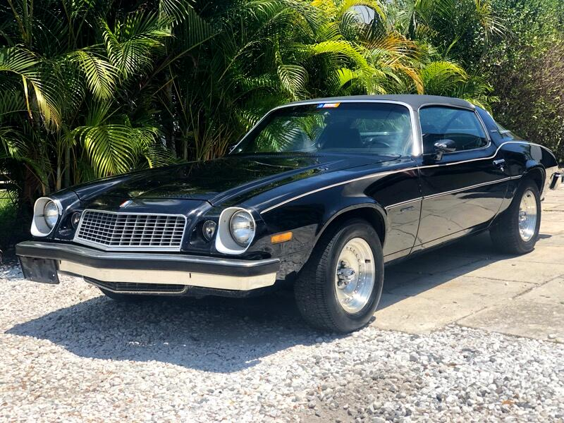 1976 Chevrolet Camaro 2dr Coupe