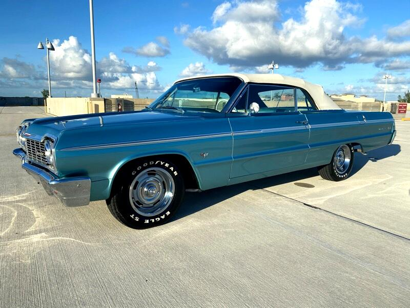 1964 Chevrolet Impala SS Base