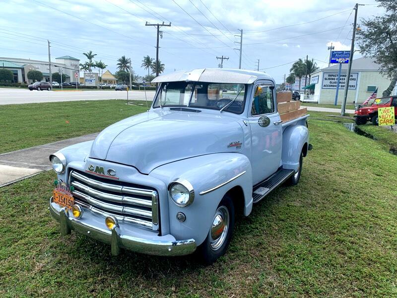 GMC Pickup  1953