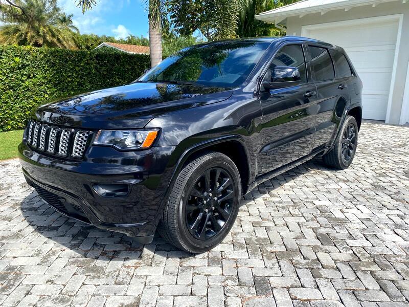 Jeep Grand Cherokee Laredo 2WD 2017