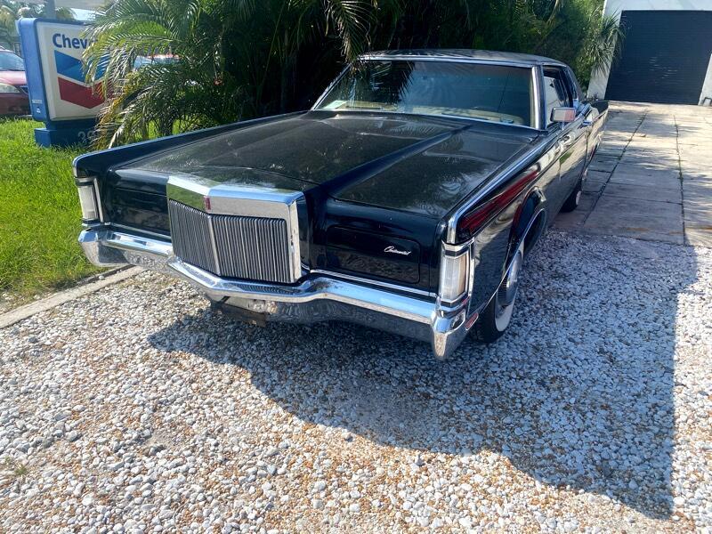 Lincoln Continental Mark III Base 1970