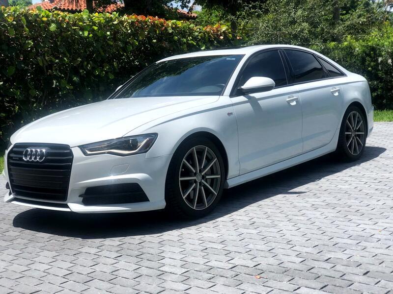 Audi A6 2.0T Premium Plus quattro 2017