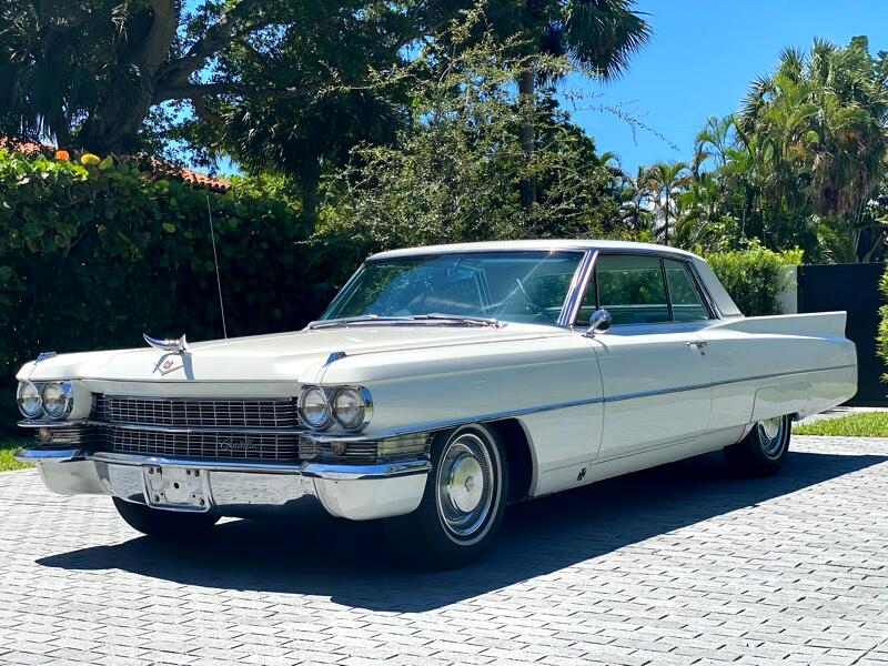 Cadillac Coupe De Ville Base 1963