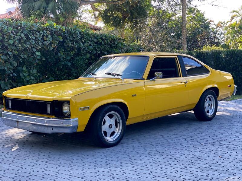 Chevrolet Nova Base 1978