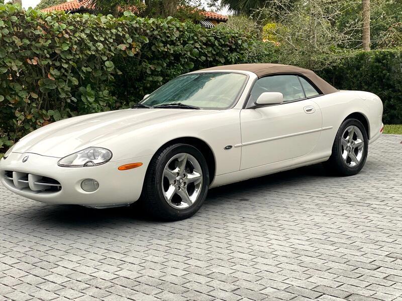 Jaguar XK-Series XK8 Convertible 2001