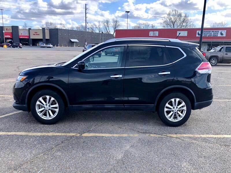 Nissan Rogue SV 2WD 2016