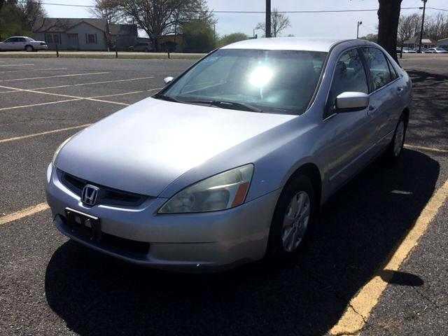2004 Honda Accord LX Sedan 4D