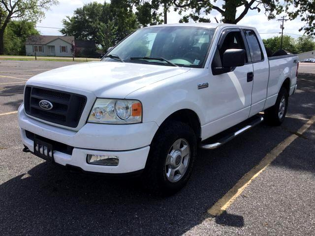 2004 Ford F-150 STX Pickup 4D 5 1/2 ft