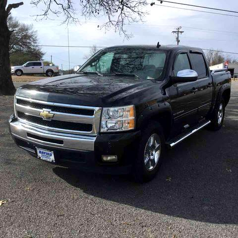 2011 Chevrolet Silverado 1500 LT Pickup 4D 5 3/4 ft