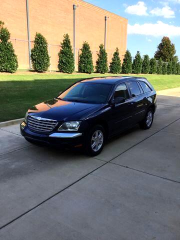 2005 Chrysler Pacifica Touring Sport Wagon 4D