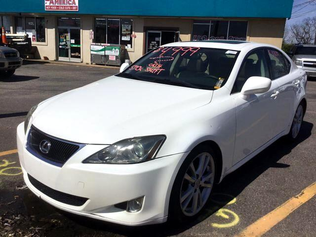 2006 Lexus IS IS 250 Sedan 4D