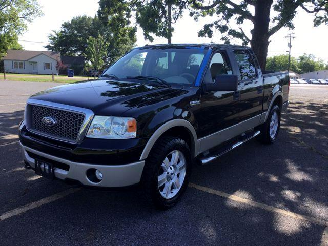 2008 Ford F-150 Lariat Pickup 4D 5 1/2 ft