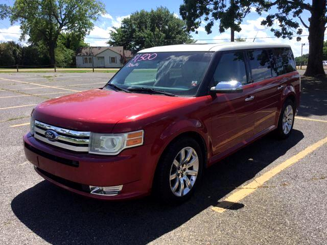 2009 Ford Flex Limited Sport Utility 4D