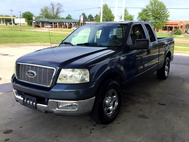 2005 Ford F-150 XLT Pickup 4D 5 1/2 ft