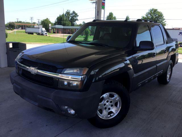 2003 Chevrolet Avalanche Sport Utility Pickup 4D 5 1/4 ft