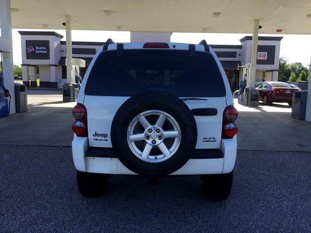 2005 Jeep Liberty Limited Edition Sport Utility 4D