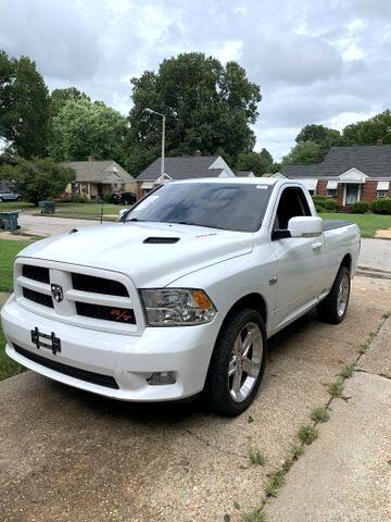 2011 RAM 1500 SLT Pickup 2D 8 ft