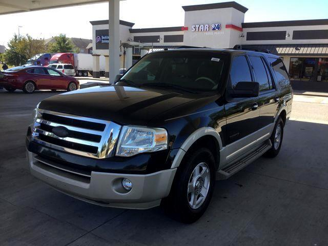 2008 Ford Expedition King Ranch Sport Utility 4D