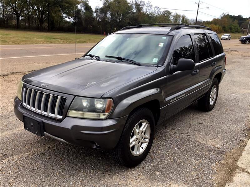 2004 Jeep Grand Cherokee Laredo Sport Utility 4D
