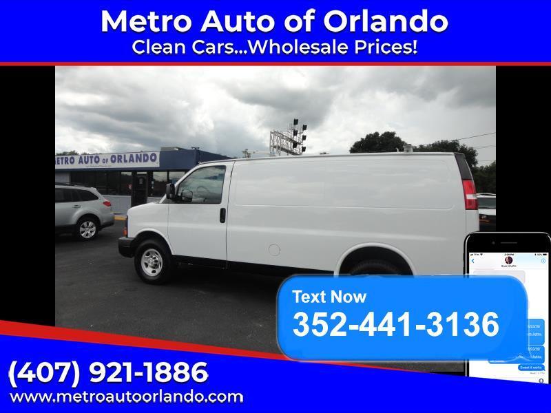 2016 Chevrolet G2500 2500 Cargo