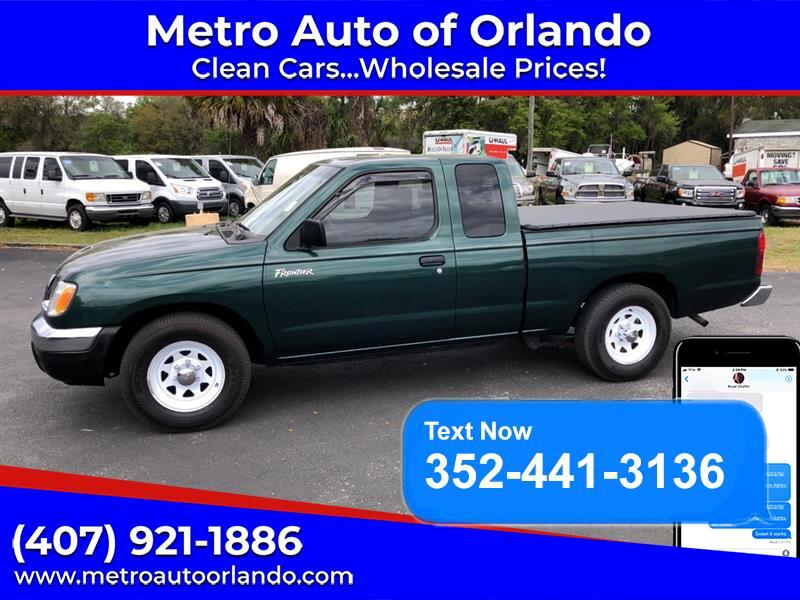 Nissan Frontier XE King Cab 2WD 2000