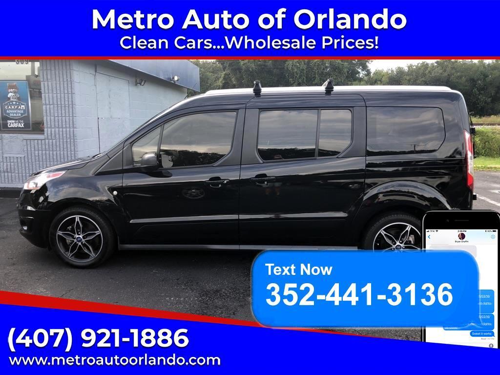 Ford Transit Connect Wagon XLT LWB 2018