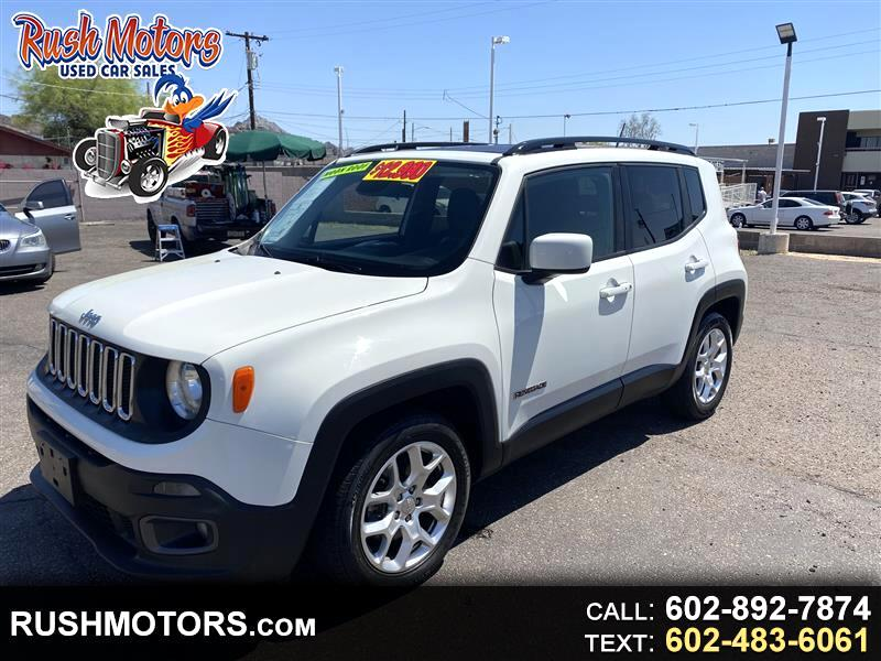 Jeep Renegade Latitude FWD 2016