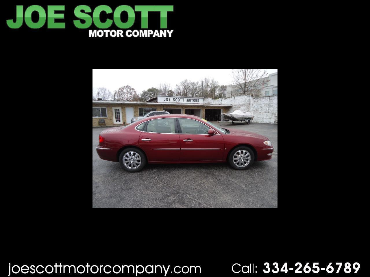 2008 Buick LaCrosse CXL