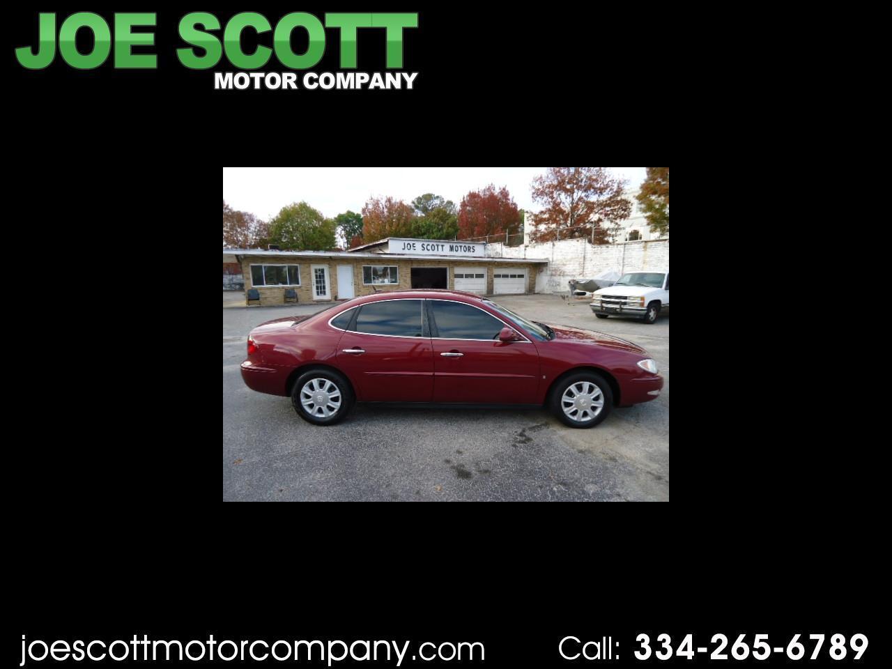 Buick LaCrosse CX 2006