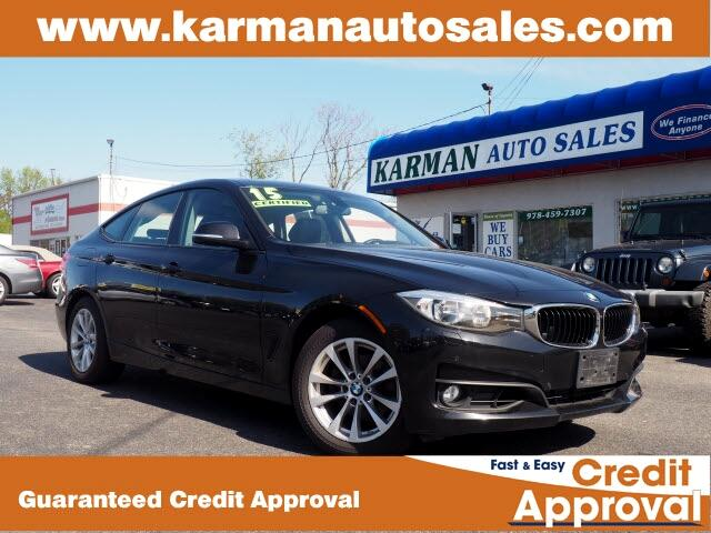 BMW 3-Series Gran Turismo  2015