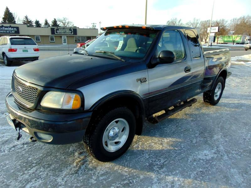 Ford F150  2001
