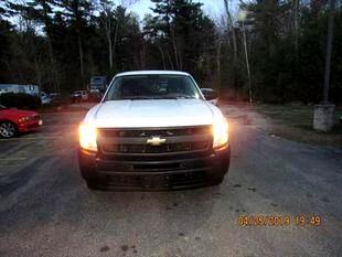 2011 Chevrolet Silverado 1500 Work Truck Ext. Cab 4WD