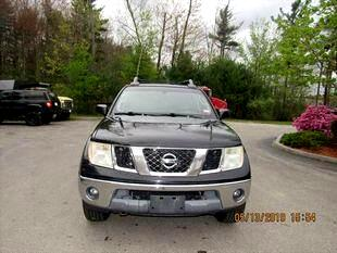 2005 Nissan Frontier Nismo Crew Cab 4WD