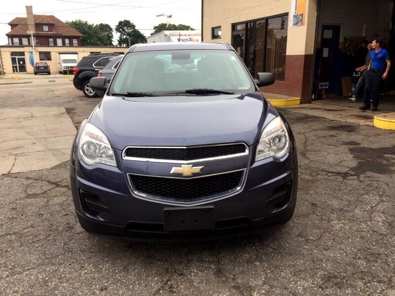 Chevrolet Equinox LT AWD Base 2014