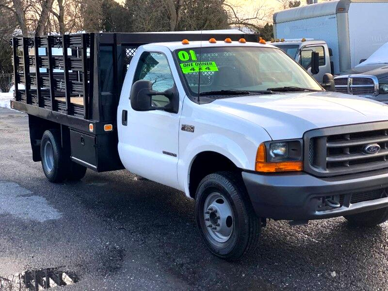 2001 Ford F-350 SD XLT 2WD DRW