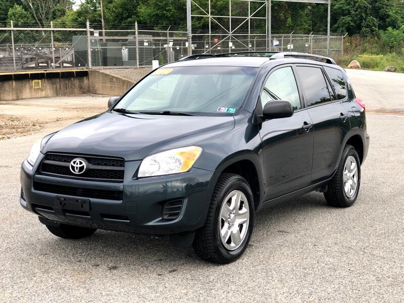 Toyota RAV4 Base I4 4WD 2010