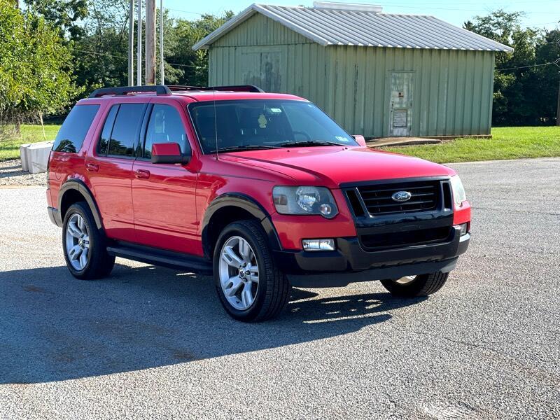 Ford Explorer XLT 4.0L 2WD 2009