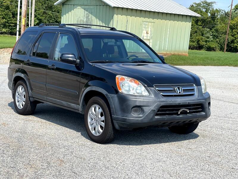 Honda CR-V EX 4WD MT 2005