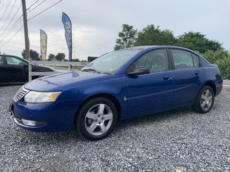 Buy Here Pay Here 2006 Saturn ION Sedan 3 w/Auto for Sale ...  Saturn Ion 2006 Blue