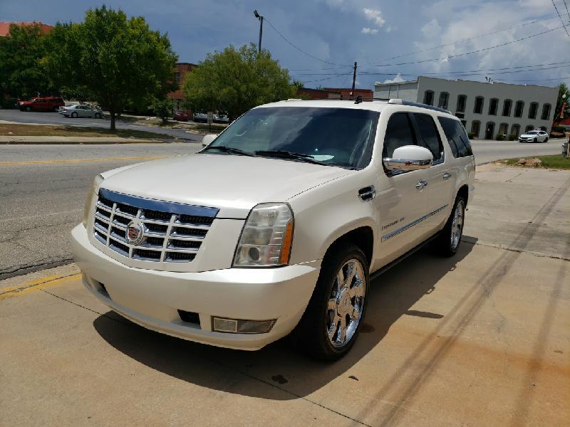 Cadillac Escalade ESV AWD 2009