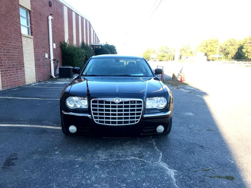 2008 Chrysler 300 4dr Sdn 300C SRT8 RWD