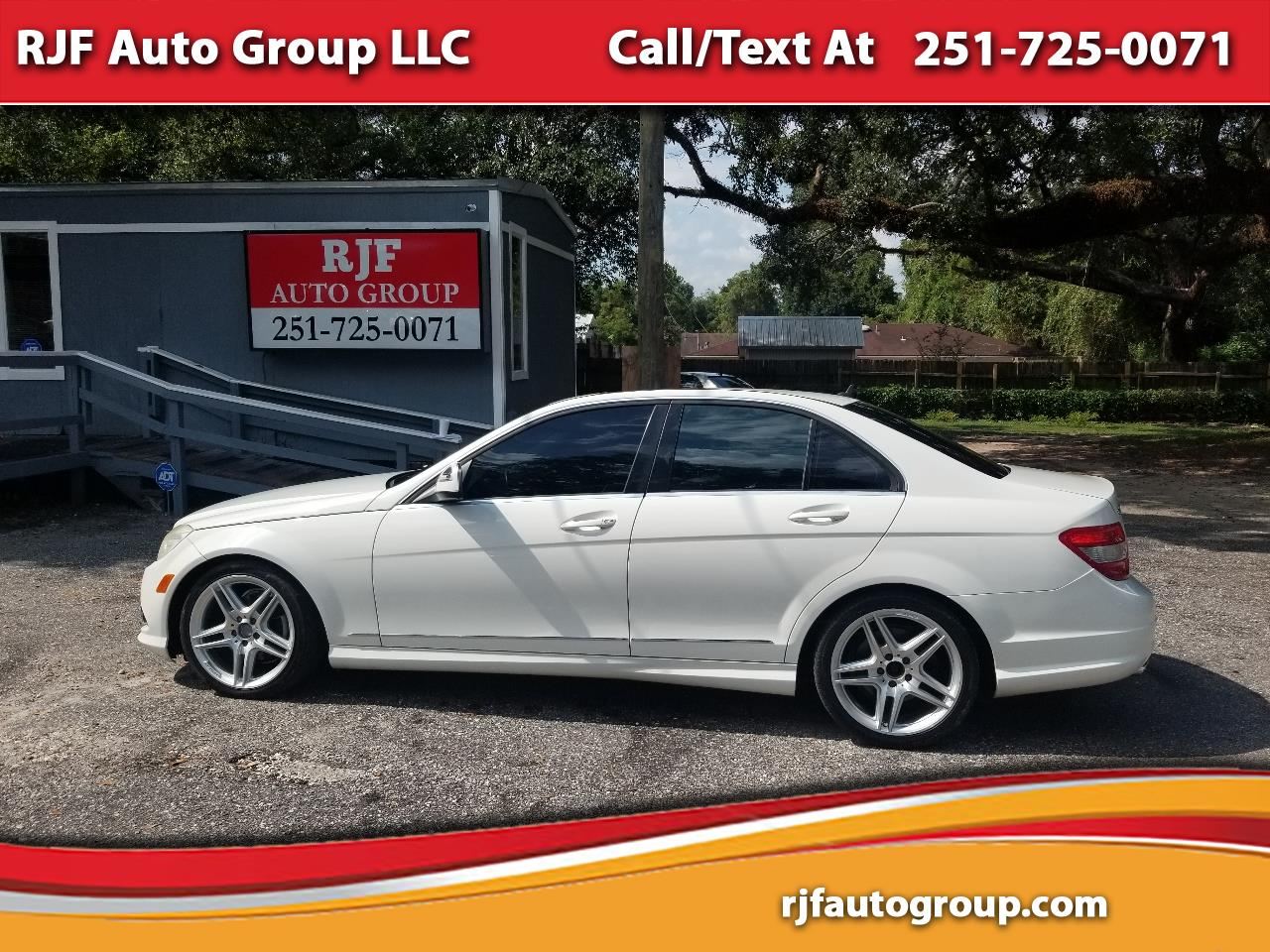 2009 Mercedes-Benz C-Class C300 Sport Sedan