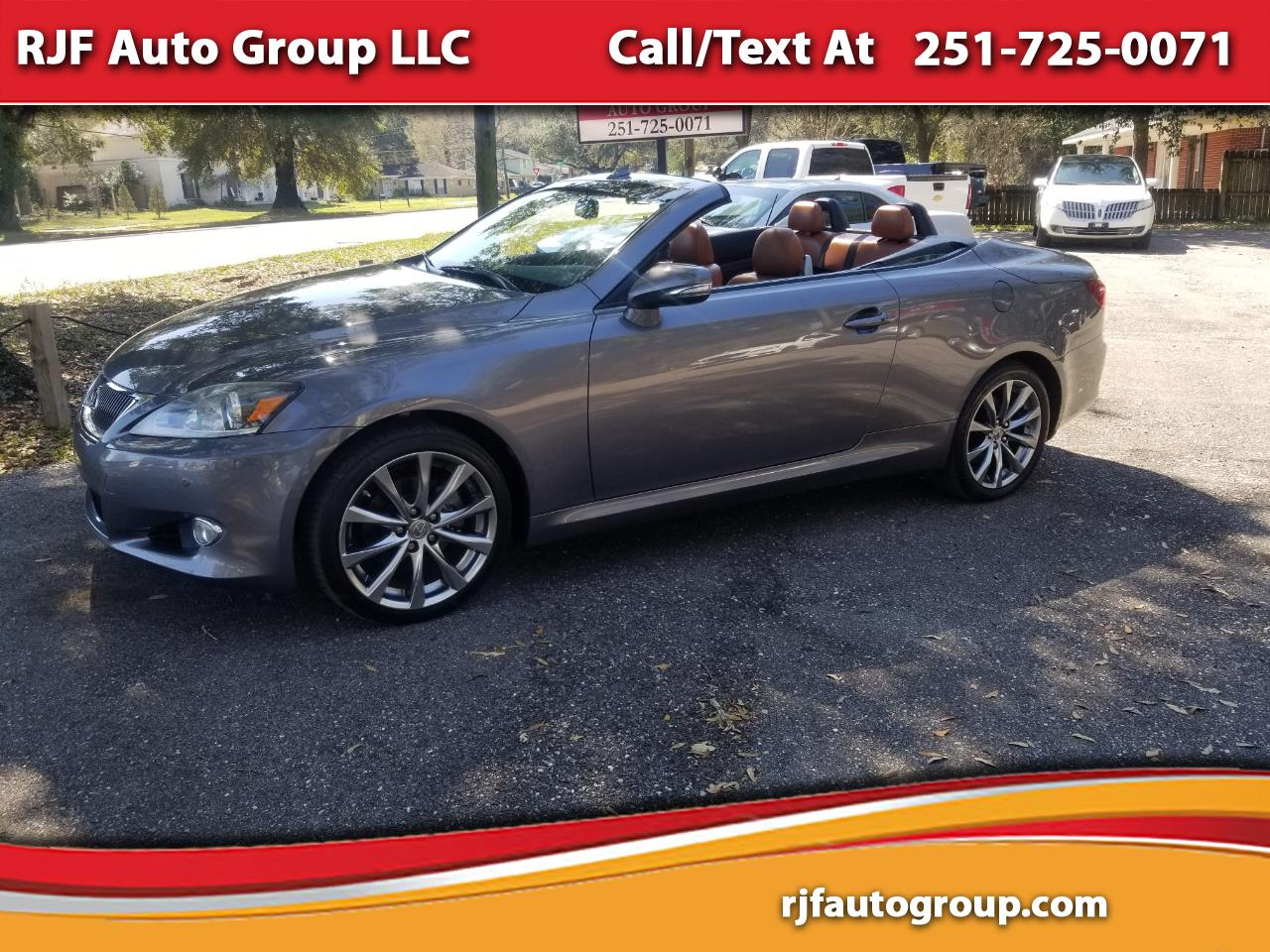 Lexus IS C 250 2014